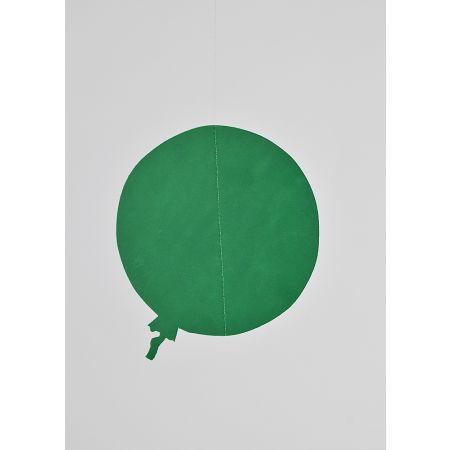 Χάρτινο κρεμαστό μπαλόνι Πράσινο 25cm