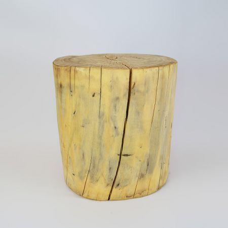Κορμός ξύλου χωρίς φλοιό Καρυδιά 30-25x35cm