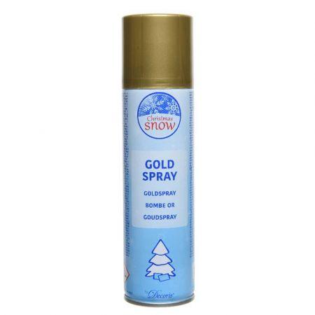 Σπρέι χρώματος χρυσό 150ml