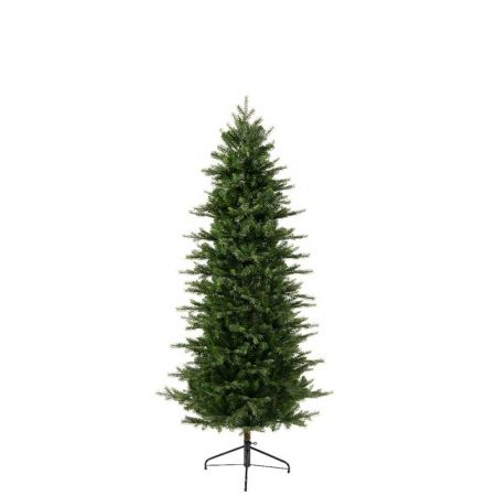 Χριστουγεννιάτικο δέντρο Slim - mix PVC-PE 180cm
