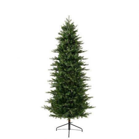 Χριστουγεννιάτικο δέντρο Slim - mix PVC-PE 210cm