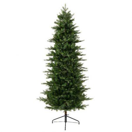 Χριστουγεννιάτικο δέντρο Slim - mix PVC-PE 240cm