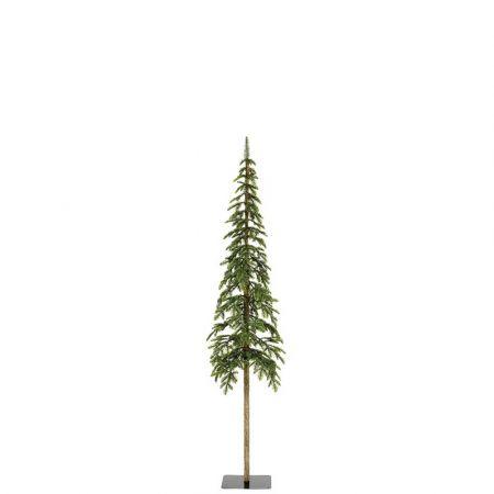 Χριστουγεννιάτικο δέντρο με ψηλό κορμό Alpine - Plastic PE 150cm