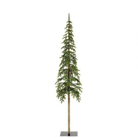 Χριστουγεννιάτικο δέντρο με ψηλό κορμό Alpine - Plastic PE 180cm