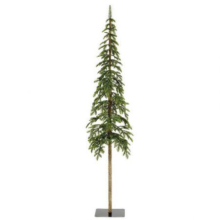 Χριστουγεννιάτικο δέντρο με ψηλό κορμό Alpine - Plastic PE 240cm