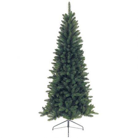 Χριστουγεννιάτικο δέντρο Lodge Slim PVC 240cm