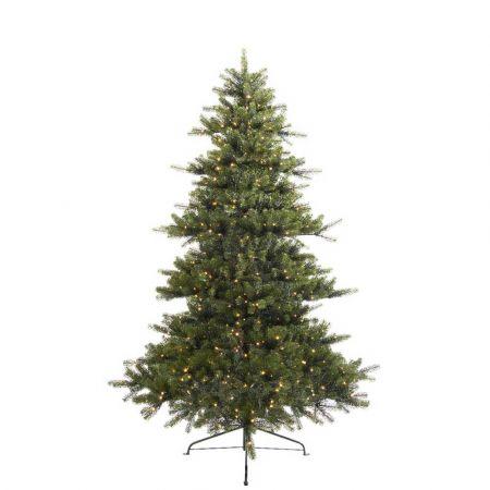 Χριστουγεννιάτικο δέντρο Winnipeg pine 640MicroLED Plastic PE 210cm