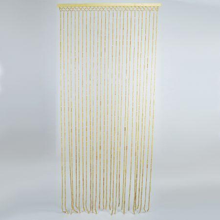 Διακοσμητική Κουρτίνα Μπαμπού 90x200cm