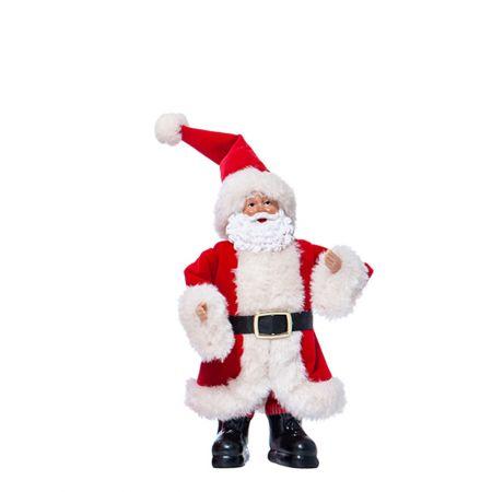 Διακοσμητικός Άγιος Βασίλης 17,5cm