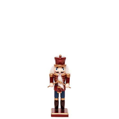 Ξύλινος Καρυοθραύστης, Μολυβένιος στρατιώτης Μπορντό 8x6x30cm