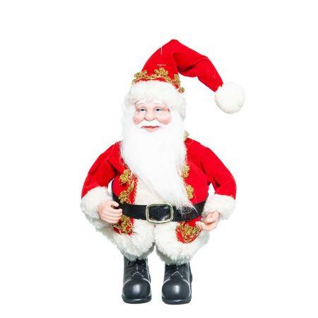 Διακοσμητικός Άγιος Βασίλης 25cm