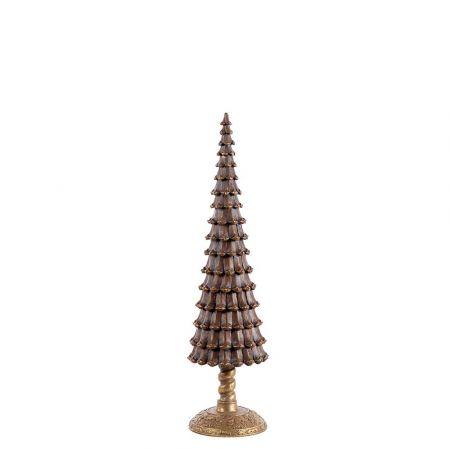 Επιτραπέζιο διακοσμητικό - Δεντράκι polyresin 36cm