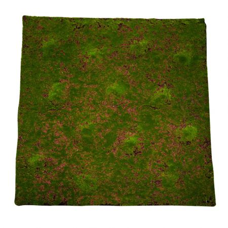 Τεχνητός τάπητας Βρύα - Κάθετος κήπος 100x100cm
