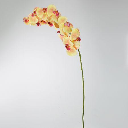 Διακοσμητική Ορχιδέα Σομόν (Natural Touch) 97cm
