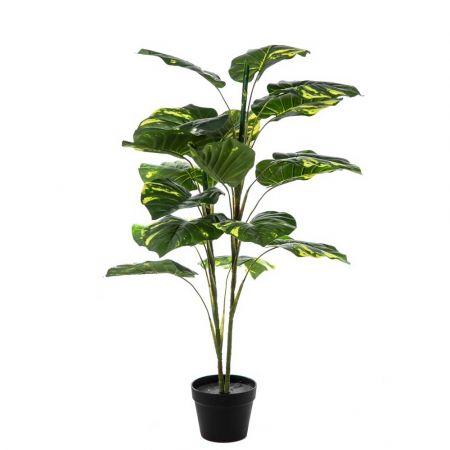 Διακοσμητικό τεχνητό φυτό Πόθος σε γλάστρα 120cm