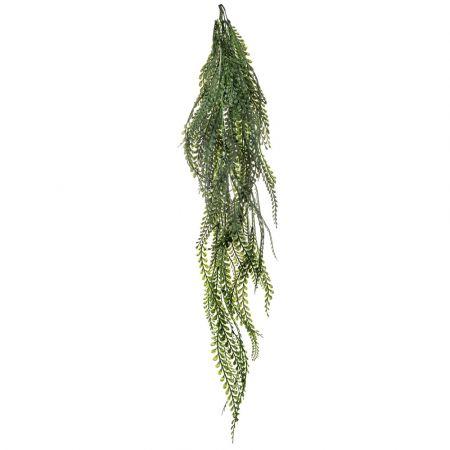 Τεχνητό κρεμαστό κλαδί Ευκάλυπτου Πράσινο 75cm