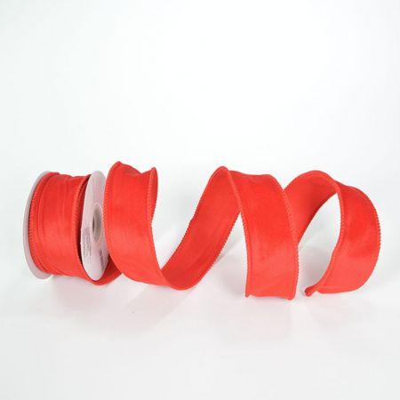 Διακοσμητική κορδέλα Κόκκινη 5cmx10m