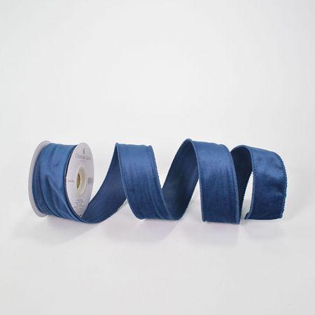 Διακοσμητική κορδέλα Μπλε 5cmx10m