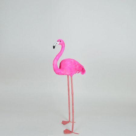 Διακοσμητικό Φλαμίνγκο Ροζ 88cm