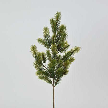 Διακοσμητικό κλαδί από έλατο 65cm