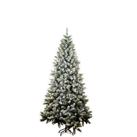Χριστουγεννιάτικο δέντρο - έλατο Χιονισμένο PVC 180cm
