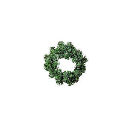 Χριστουγεννιάτικο στεφάνι PVC 30cm