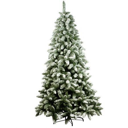 Χριστουγεννιάτικο δέντρο - έλατο Χιονισμένο Courmayeur PVC 240cm