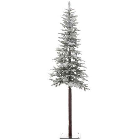 Χριστουγεννιάτικο δέντρο χιονισμένο με ψηλό κορμό 210cm