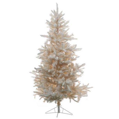 Χριστουγεννιάτικο δέντρο - έλατο Μπεζ 210cm