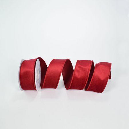 Διακοσμητική κορδέλα Μπορντό 5cmx10m