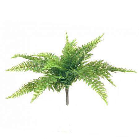 Διακοσμητική δέσμη με φύλλα Φτέρης 36x60cm