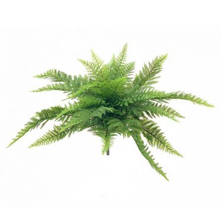 Διακοσμητική δέσμη με φύλλα Φτέρης 40x60cm