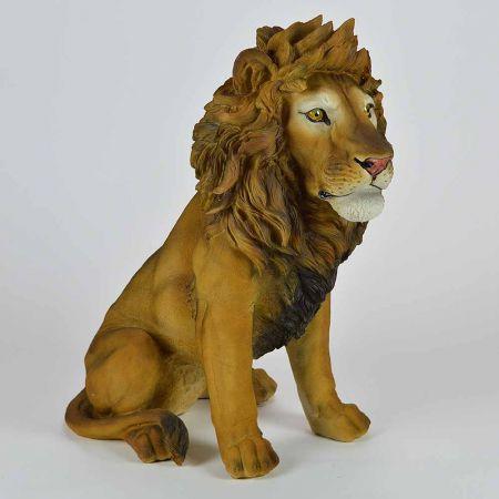 Διακοσμητικό λιοντάρι 55x48x30cm