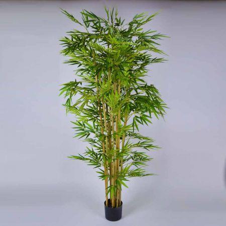 Τεχνητό φυτό Μπαμπού σε γλάστρα 210cm
