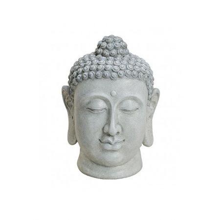Διακοσμητικό κεφάλι Βούδα , 48x33cm