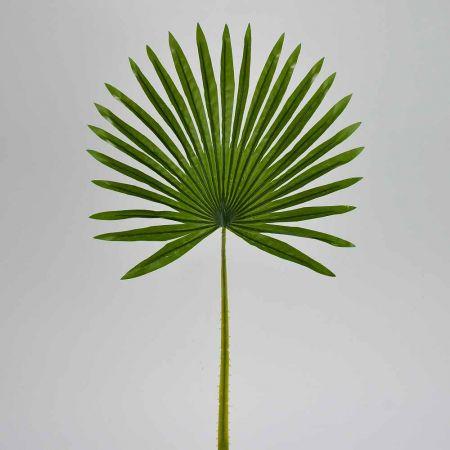 Διακοσμητικό τεχνητό φοινικόφυλλο Πράσινο 69cm