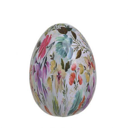 Διακοσμητικό αυγό Polyresin 1,5x16cm InArt 1-70-964-0001