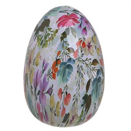 Διακοσμητικό αυγό Polyresin 12,5x19cm InArt 1-70-964-0006