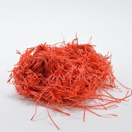 Χόρτο συσκευασίας Κόκκινο 40gr