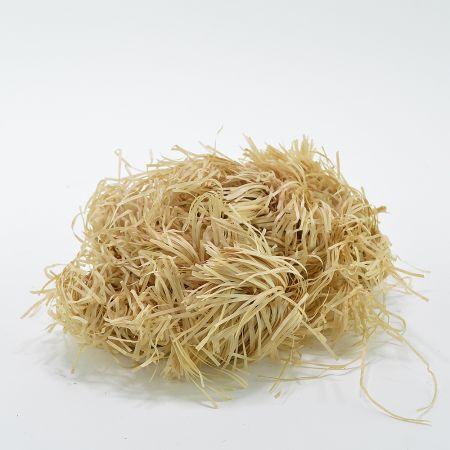 Χόρτο συσκευασίας Φυσικό - Μπεζ 40gr