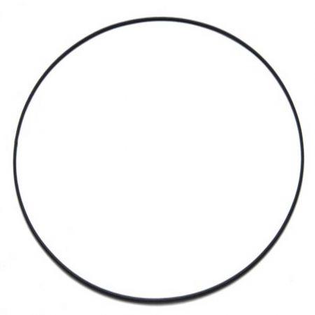 Διακοσμητικός Κρίκος Μαύρος 100cm
