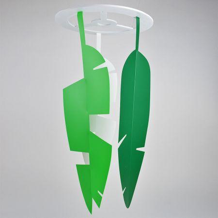 Βάση στρογγυλή για Στοιχεία PVC Λευκό 33x33cm