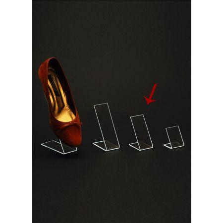 Σταντ - Στυλάκι Plexiglass για παπούτσι 4.5x10cm