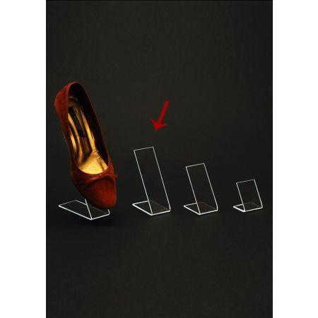 Σταντ - Στυλάκι Plexiglass για παπούτσι 4.5x14cm
