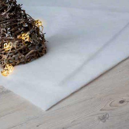 Διακοσμητική Χριστουγεννιάτικη βάτα 1cm 125cm/1m
