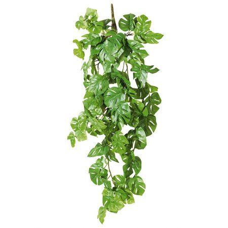 Διακοσμητικό κλαδί με φύλλα Φυλλόδεντρου 100cm