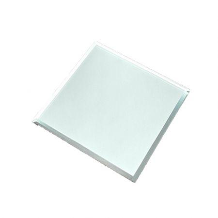 Διακοσμητικός καθρέπτης τετράγωνος 35x35cm
