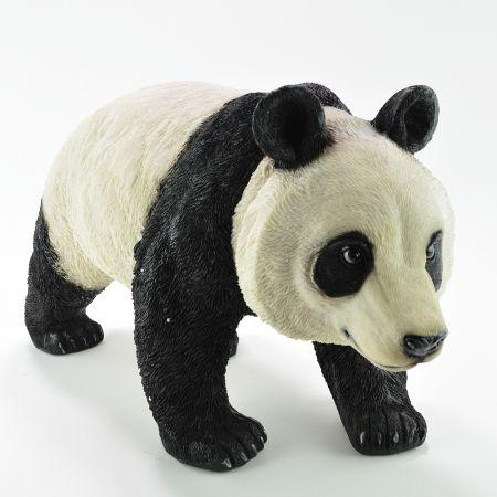 Διακοσμητική αρκούδα Πάντα 61x23x31cm