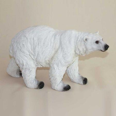 Διακοσμητική Αρκούδα Polyresin 33x13x20cm