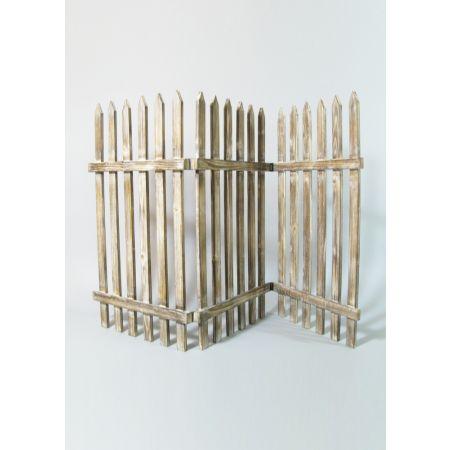 Διακοσμητικός φράκτης 90x150cm - Φυσικό